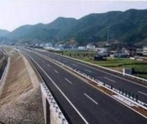 黄延高速路