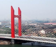 郑州斜拉桥